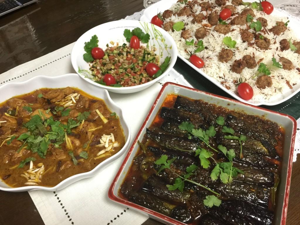 2016年4月横浜発国際料理教室バングラデシュ料理のご案内